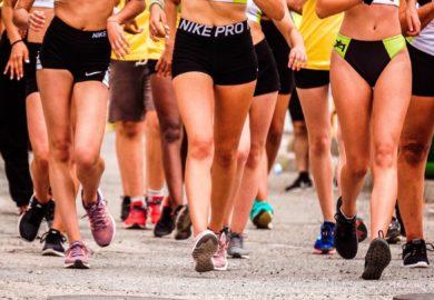 Trening biegowy interwałowy